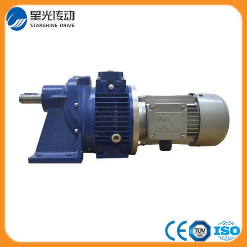 Factory Supply Jwb-X Series Speed Gearbox with Motor