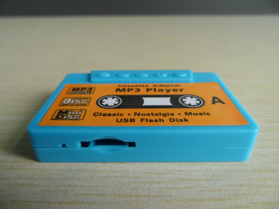 Cassette Adapter Card MP3 Player for Promotional Gift pictures & photos
