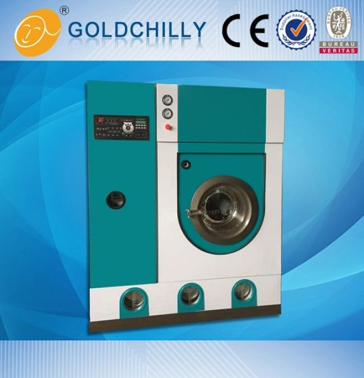 Perc Full Closed Laundry Dry Cleaning Machine