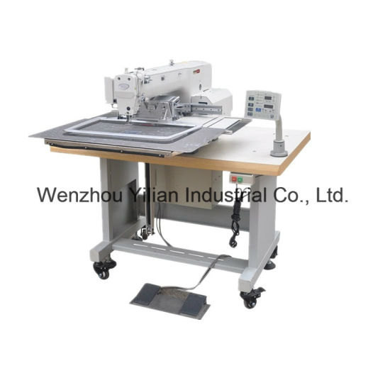 Automatic Pattern Sewing Machine for Shoes Sole, Insole