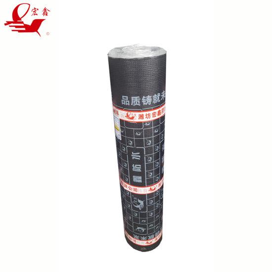 3mm Sbs Modified Bitumen Waterproof Membrane