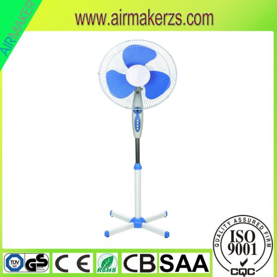 16inch Height Adjustable Industrial Electrical Stand Fan pictures & photos