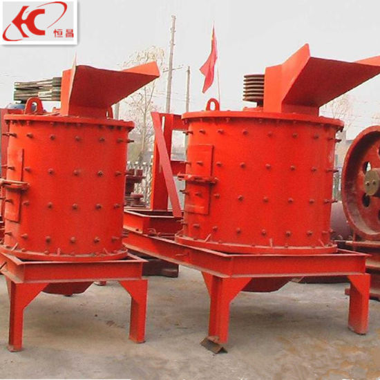 China Manufacturer Price Stone Rock Compound Crusher pictures & photos