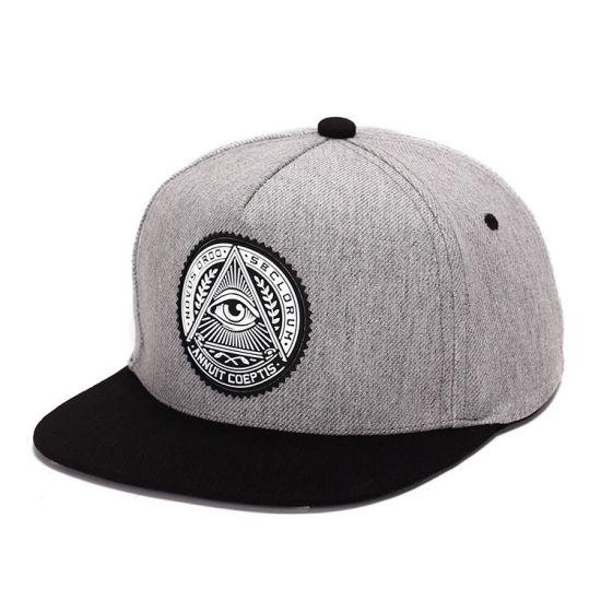 Fashion Design Unisex Hip-Hop Snapback with Custom Logo