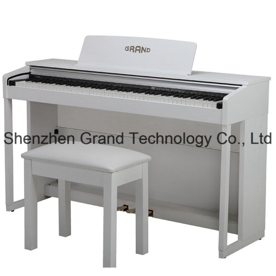 China 88 Keys Digital Piano Electric Upright Keyboard Piano for Sale