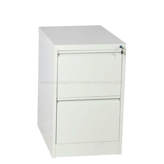 E Solutions 2 Drawer Metal File