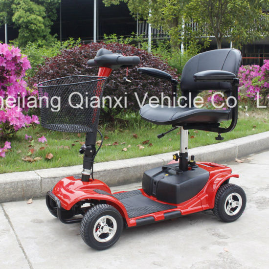 Electric Power Invalid and Elderly Scooter / Invalid and Elderly Vehicle (ST097) pictures & photos