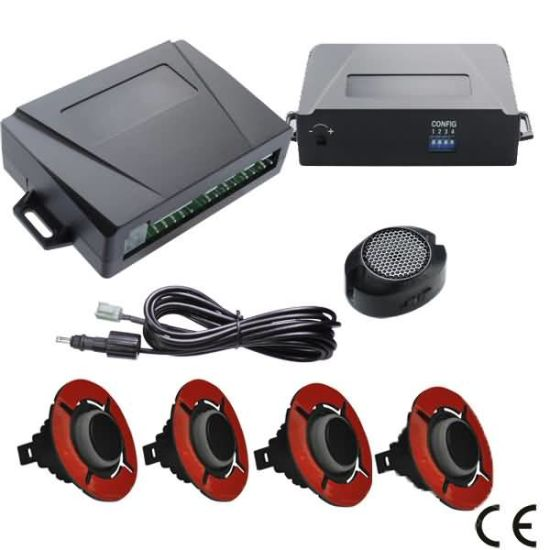 china backup car front and rear reverse parking sensor sensing system china parking sensors for car reverse sensors for car shenzhen june electronics co ltd