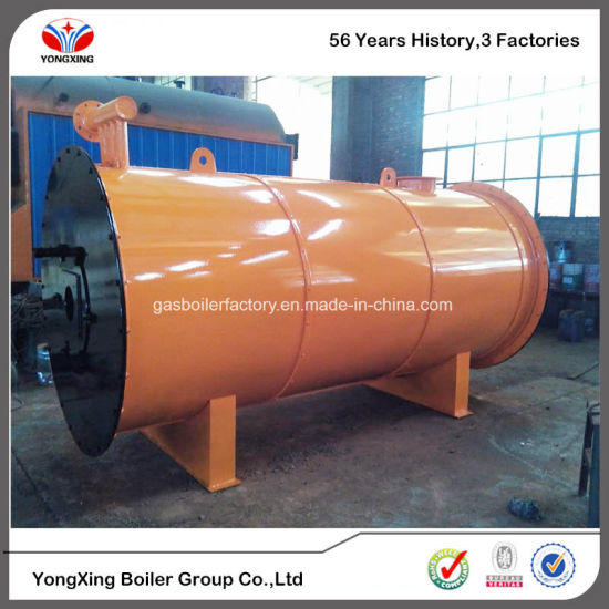 China Natural Gas Fired Thermal Oil Heater, LPG Fired Thermal Oil ...