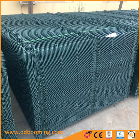 Powder Coating Amopanel Design Security Fence for Us Market
