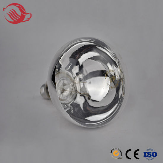 Farm Half Roasted Glossy Surface Infrared Heating Lamp Light