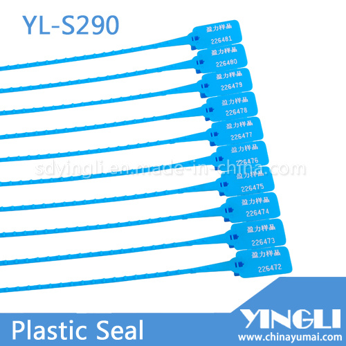 Plastic Container Seals with Logo and Serial Number pictures & photos