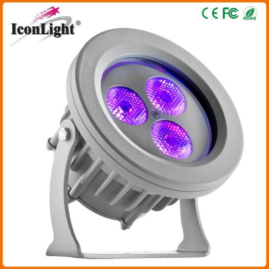 buy online 1f113 6f00d Mini 3 3W LED Flat Spot Light for Landscape Lighting pictures   photos