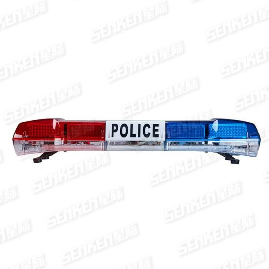 China senken ambulance fire truck police car roof top long light senken ambulance fire truck police car roof top long light bar aloadofball Image collections