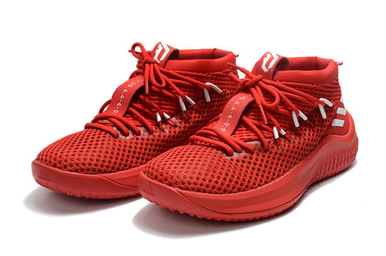 Newest Dame 4 Limited Man Basketball Shoes with Box