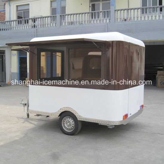 2018 New Type Street Mobile Food Cart/Coffee Vending Trailer pictures & photos