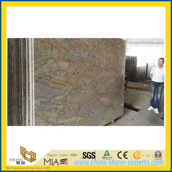 New Ariston Gold Granite Building Material for Construction Floor/Wall Decoration pictures & photos