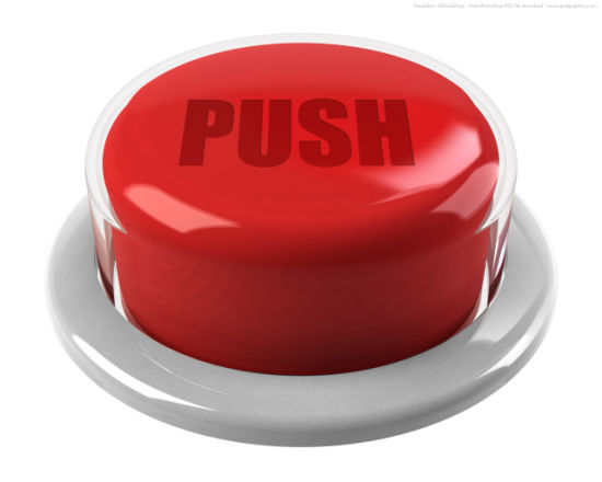 Talking Push Button with Custom Logo pictures & photos
