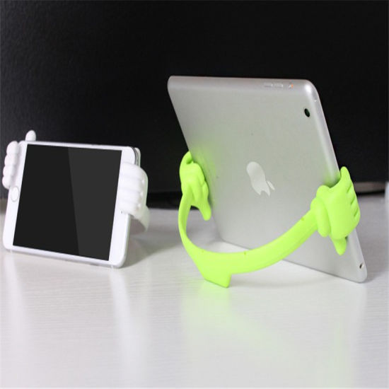 Universal Desktop Thumb Hand Ok Phone Accessories for iPad pictures & photos