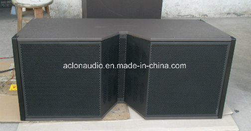 Dual 15 Inch Three Way Power Active Line Array System (VT215)