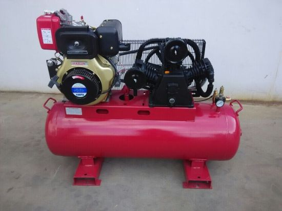 Tb100150 Diesel Driven Portable Air Compressor pictures & photos