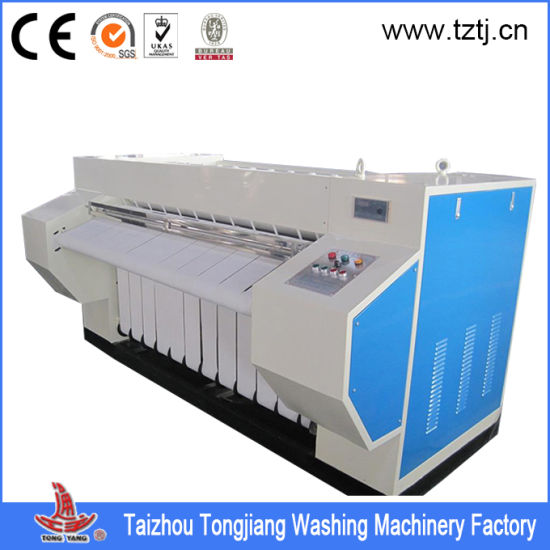 Double Roller Industrial Ironing Machine (YPAII Series) CE/SGS Audited