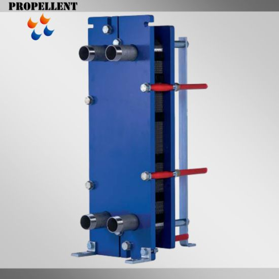 China Easy to Install Chiller Brazed Plate Heat Exchanger - China ...