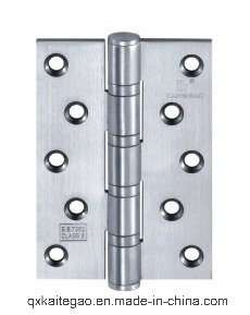 (40635-4BB) Stainless Steel Ball Bearing Wooden Door Hinge pictures & photos