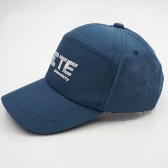 Navy Promotion Baseball Caps with Embroidery for Men