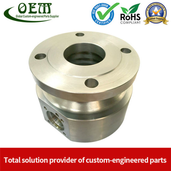 Stainless Steel Precision CNC Turning Parts