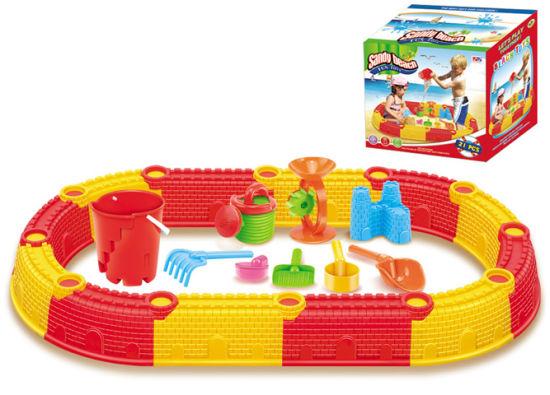 Summer Toys Plastic Sand Set Beach Toys (H1336162)