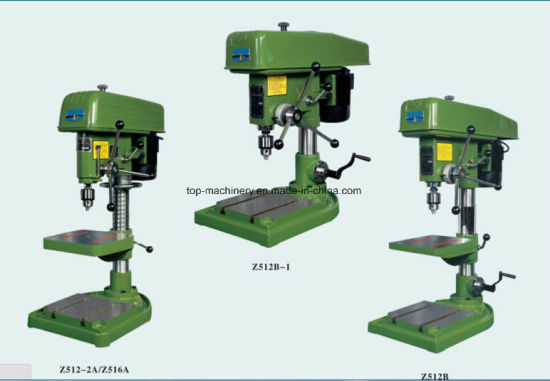 Accuracy Metal Bench Drilling Woodworking Machine pictures & photos