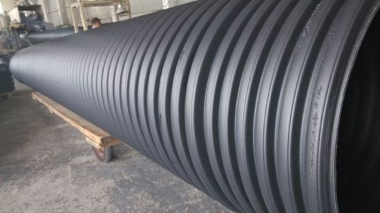 Factory Wholesale High Quality Large Diameter Drainage HDPE Pipes 1200mm