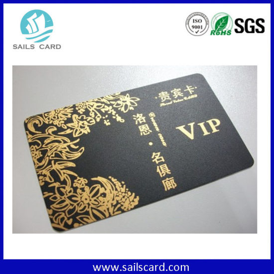 4 Color Offset Printing Contactless Smart RFID Social Security Card pictures & photos
