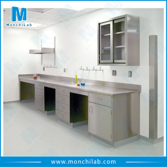 Anti Bacterial Lab Furniture for Hospital Lab