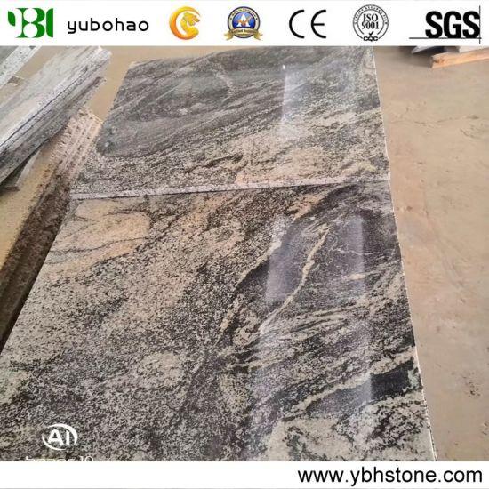 Wave Granite Stone/Popular Granite for Slab/Countertop/Worktop/Floor/Flooring/Paving Stone/Stair Tread/Window