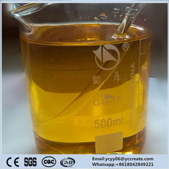 China Injectable Blend Steroids Oil Liquid Tri Deca 300 for