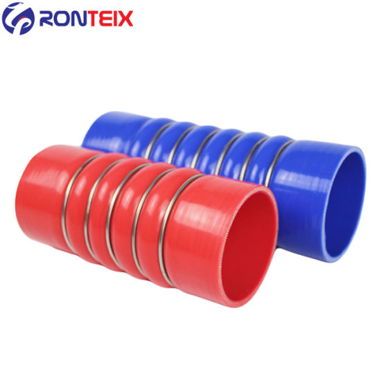 3 Inches Length Silicone 3 Ply Convoluted Charge Air Cooler Hump Hose