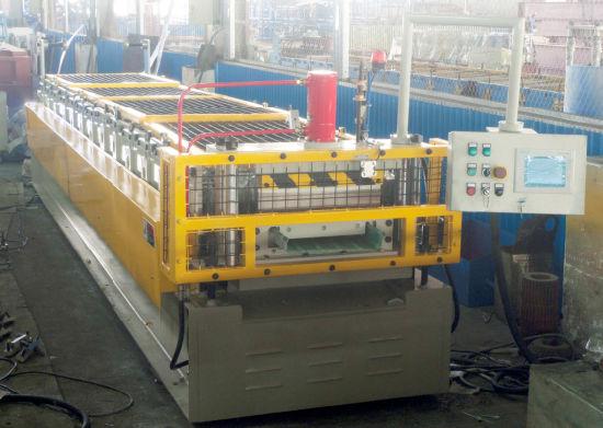 Bemo Style Aluminum Standing Seam Machine Roll Forming Machine