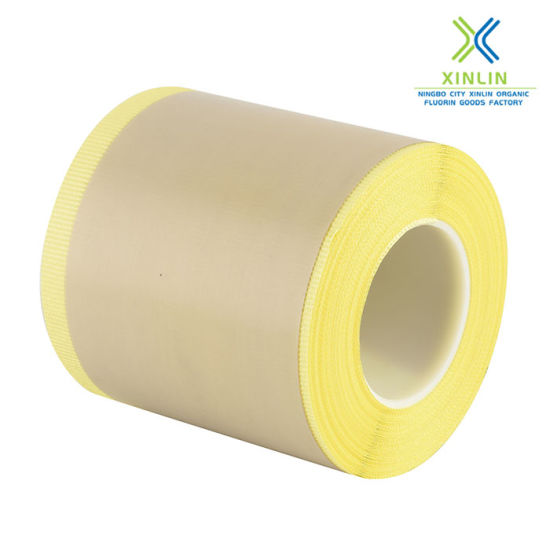 Best Custom Adhesive Tape PTFE Coated Fiberglass Insulation Tape pictures & photos