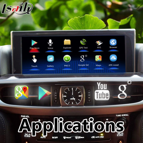 China All-in-1 Plug&Play Android GPS Navigation System for 2013-2015