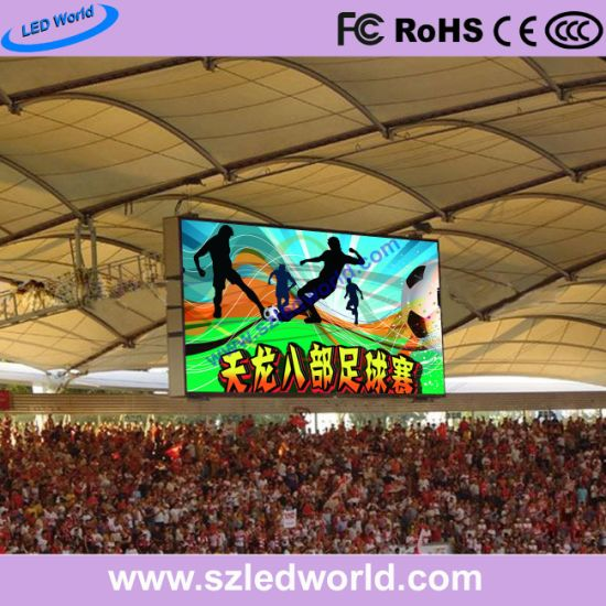 Indoor / Outdoor Full Color LED Video Display Screen Board Price (P2.5 P3 P4 P5 P6 P10)