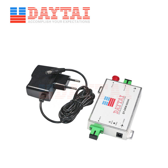 Network CATV Optical Node Fiber Optic Receiver with Wdm