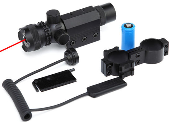 Hunting Rifles Scope 20mm Rail Infrared Red DOT Laser Sight