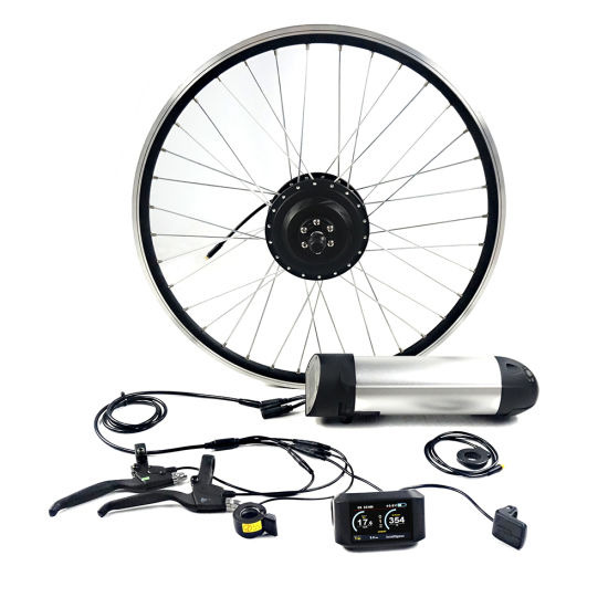 China Greenpedel 350w Electric Bike Motor Kit Hub Motor Bicycle