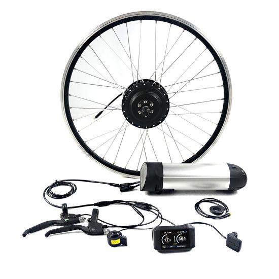 China Greenpedel 350w Electric Bike Motor Kit Hub Motor Bicycle