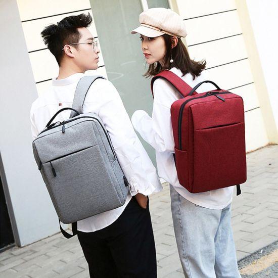 2021 Design Xiaomi Backpacks Men Women School Bags Laptop Backpack with USB Port Waterproof Backpack