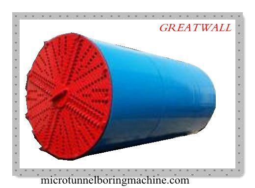 Npd2000 Slurry Balance Microtunnel Boring Machine Pipe Jacking