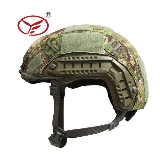 Nij Iiia Light Weight Aramid Ballistic Fast Ballistic Bulletproof Helmet