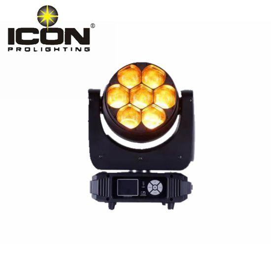 7*40W LED Moving Head Light
